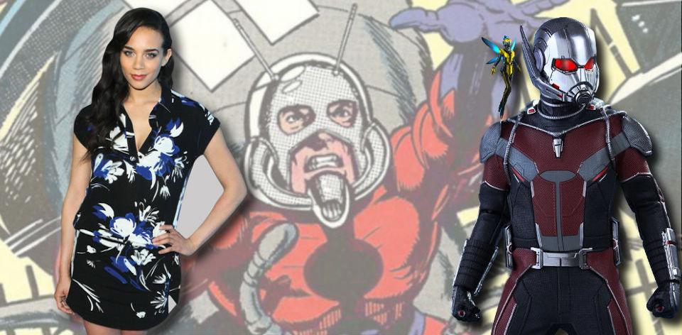 Hannah John-Kamen - Ant-Man and Wasp
