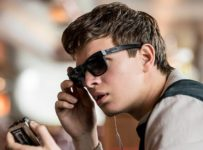 Baby (ANSEL ELGORT) charms Debora as she works in TriStar Pictures' BABY DRIVER. PHOTO BY: Wilson Webb COPYRIGHT: ©2017 TriStar Pictures, Inc. and MRC II Distribution Company L.P. All Rights Reserved..
