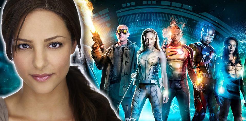 Legends of Tomorrow - Season 3 - Tala Ashe
