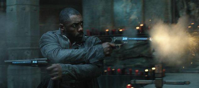 Roland (Idris Elba) in Columbia Pictures' THE DARK TOWER. PHOTO BY: Courtesy of Sony Pictures COPYRIGHT: © 2017 CTMG, Inc. All Rights Reserved.