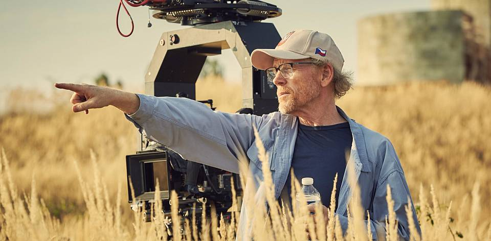Ron Howard will direct Han Solo