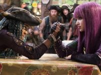 "DESCENDANTS 2 - ""Day 30"" - A far-reaching, unprecedented and simultaneous premiere has been set for the Disney Channel Original Movie ""Descendants 2"" across five networks within the Disney