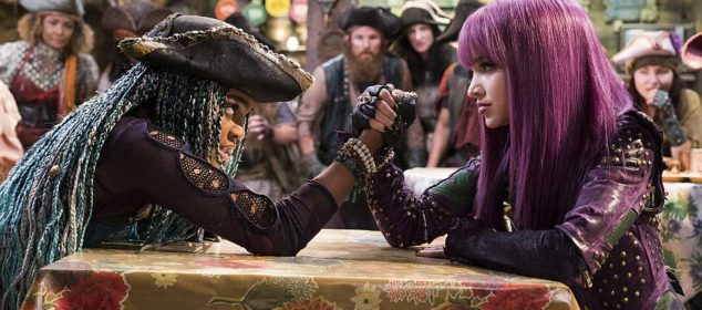 """DESCENDANTS 2 - """"Day 30"""" - A far-reaching, unprecedented and simultaneous premiere has been set for the Disney Channel Original Movie """"Descendants 2"""" across five networks within the Disney