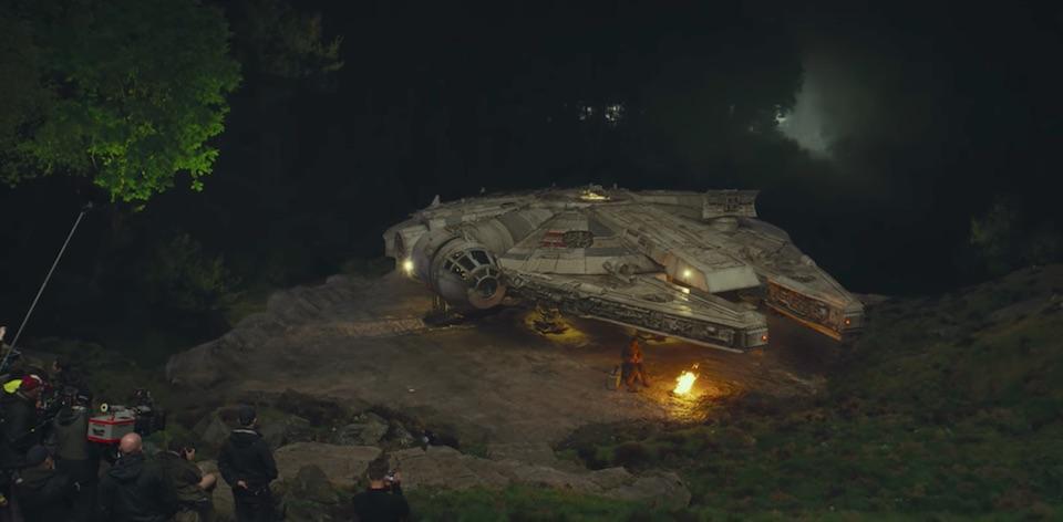 D23: Star Wars - The Last Jedi