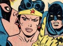 Wonder Woman, Batman, Batgirl
