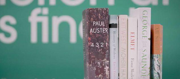 2017 Man Booker Prize © Booker Prize Foundation