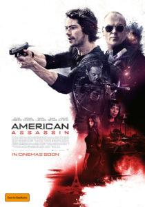 American Assassin poster (Australia)