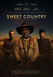 Sweet Country poster - Carnival Studio