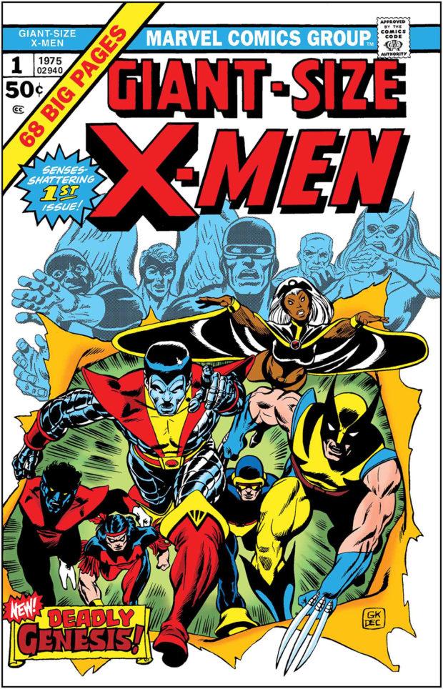 Giant Sized X-Men #1