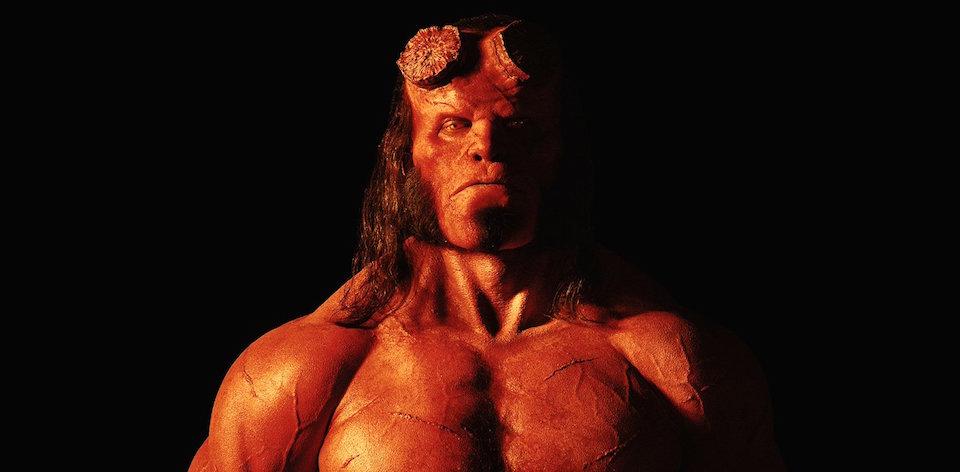 Hellboy - David Harbour
