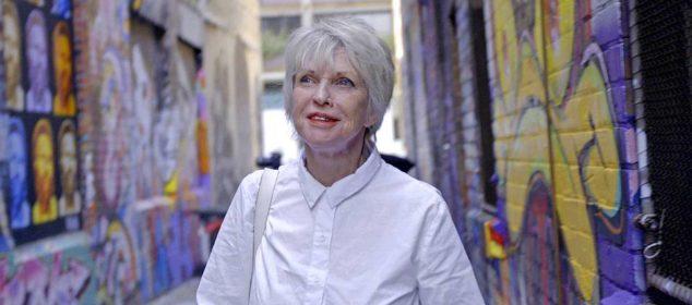 Australian film editor Jill Bilcock ASE ACE