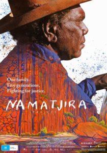 Namatjira Project poster