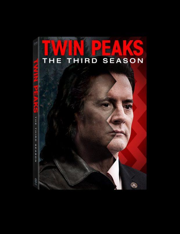Twin Peaks: The Third Season Blu-ray