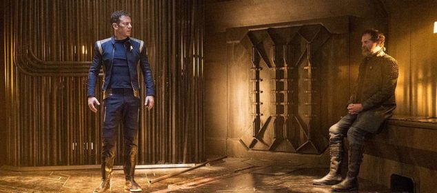 Star Trek Discovery - Choose Your Pain