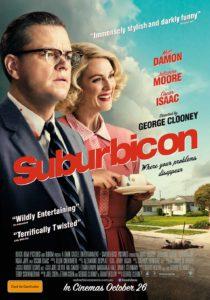 Suburbicon poster (Australia)