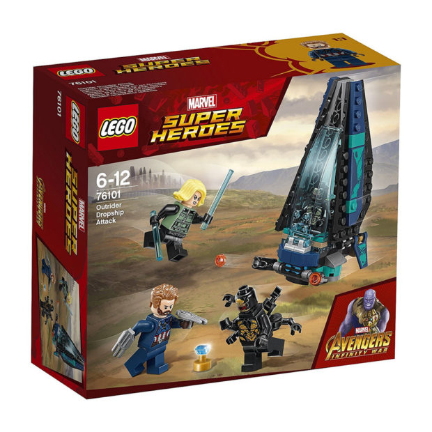 LEGO Avengers: Infinity War