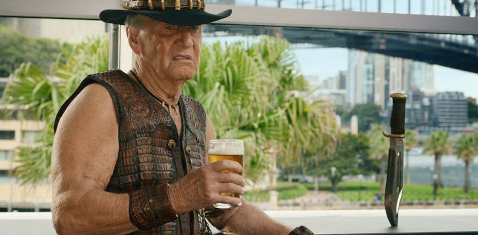 Paul Hogan To Star In The Very Excellent Mr Dundee The Reel Bits