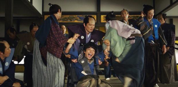 Samurai Shifters (引っ越し大名!)