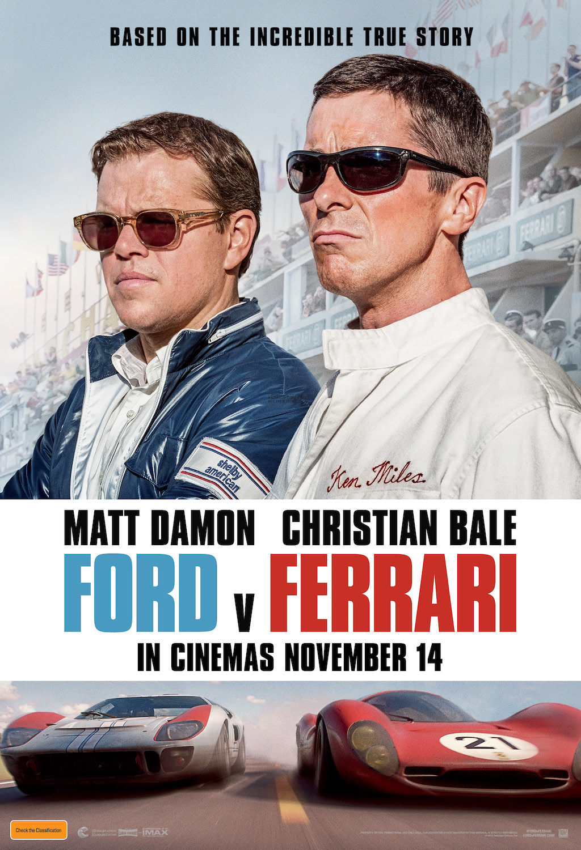 Review Ford V Ferrari The Reel Bits